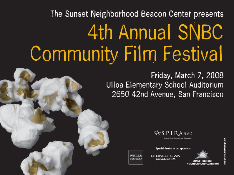 Protected: San Francisco Sunset Neighborhood Beacon Center Community Film Festival